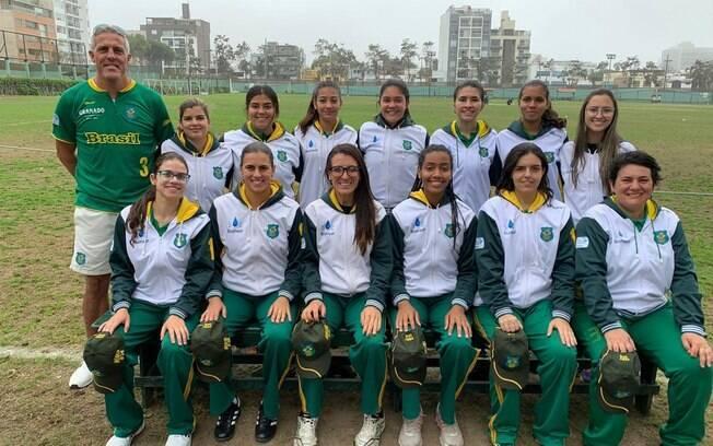 Jogadoras de cricket do Brasil