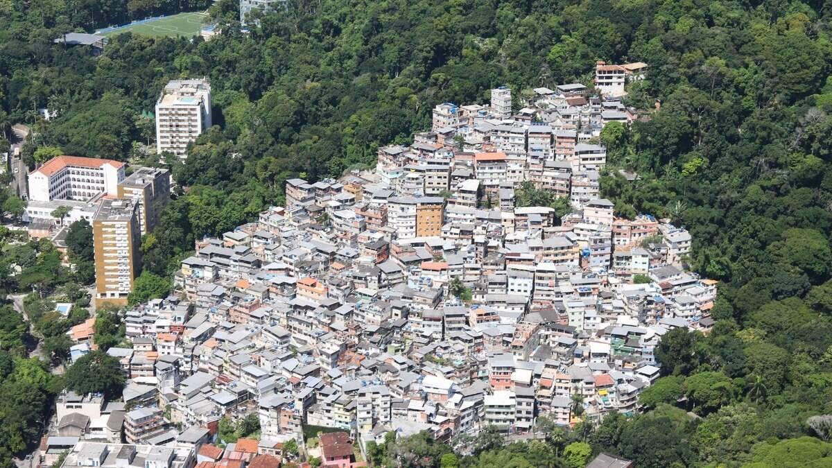 Rio de Janeiro registra surgimento de quase cem novas favelas em 20 anos