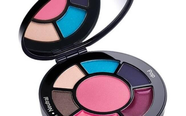 Estojo de Maquiagem Palette to Go da Sephora Collection por R$ 115,00