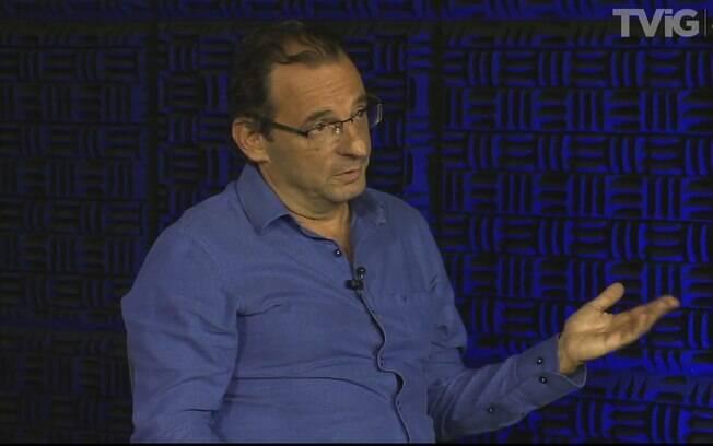 Paulo Breinis, professor da Faculdade de Medicina do ABC, em entrevista ao portal iG