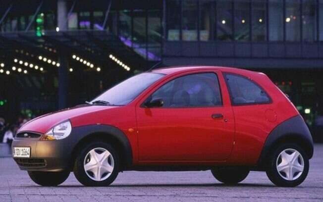 O Ford Ka da primeira geração inaugurou o segmento dos subcompactos, mas era o carro certo na hora errada. Hoje é líder de vendas, com outro projeto