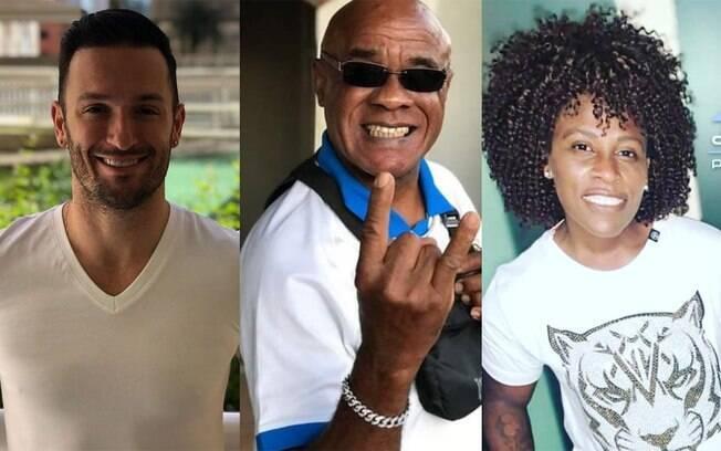 Diego Hypolito, Kid Bengala e Neném foram alguns dos famosos menos votados em São Paulo