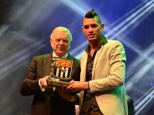 Crislan, destaque do Penapolense no Campeonato Paulista