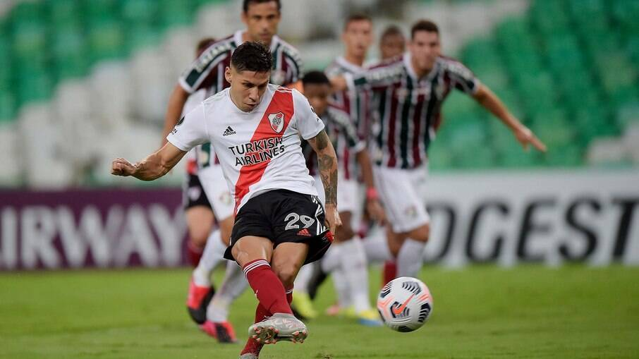 Fluminense pode 'ajudar' River Plate na Libertadores