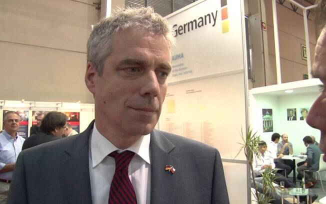 Embaixador alemão foi declarado persona non grata após ter manifestado apoio a Juan Guaidó