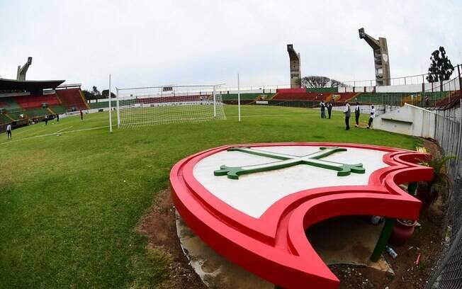 Portuguesa está sem divisão nacional e atualmente é lanterna da Série A2 do Paulistão