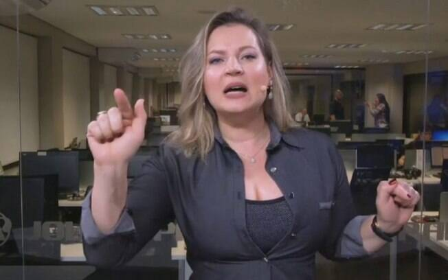 Joice Hasselmann defende a aprovação de uma CPI para investigar o que aconteceu em Brumadinho, na última sexta-feira