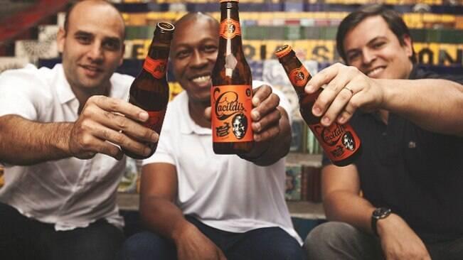 Cerveja do Mussum: depois da 'Biritis', vem aí a 'Cacildis'!