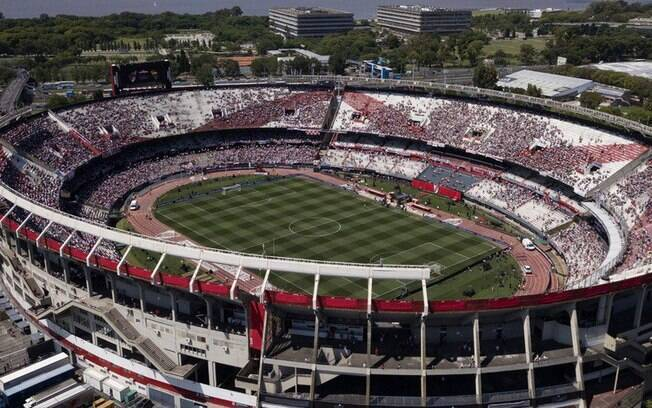 Monumental de Núñez, estádio do River Plate