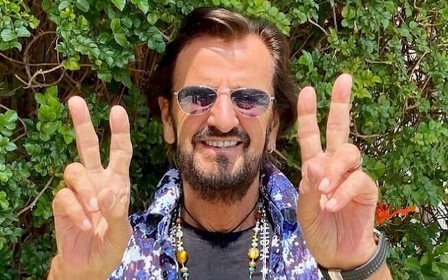 Ringo Starr não tem certeza se realizará uma turnê em 2022