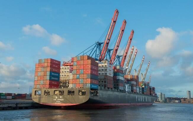 Companhia de Docas do Rio de Janeiro intensifica a fiscalização de navios que estiveram na China