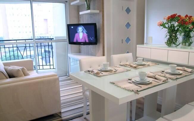 Apartamento 40 metros quadrados apartamento 40 metros for Sala de 9 metros quadrados