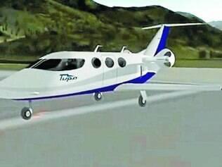 Sonho encalhado. Protótipo do AX-2 Tupã, que teria custo de R$ 32 milhões, nem foi construído
