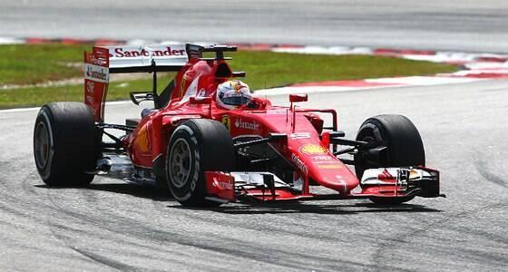 Vettel lidera último treino livre para o GP de Mônaco