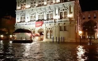 Veneza, na Itália, é atingida por maior maré dos últimos 50 anos; veja fotos