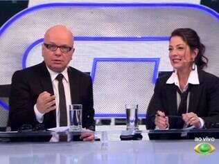 Junto com Ana Paula Padrão, Marcelo Tas será substituído por Dan Stulbach em março de 2015