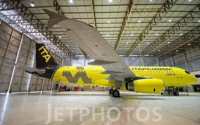 Itapemirim Transportes Aéreos solicita voos de certificação