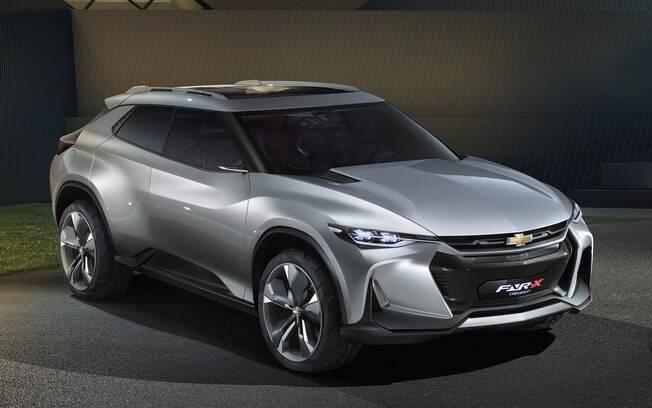 Chevrolet FNR-X: parte das linhas deverão aparecer nas nova gerações de Onix e Prisma,  que chegam até 2022