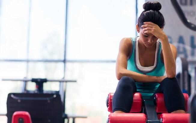 Para personal trainer, quem deixa de ser fitness acaba deixando uma energia acumulada e o metabolismo desacelera