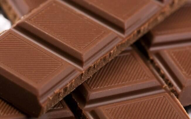 Quem consumia chocolate semanalmente tinha uma melhora na memória