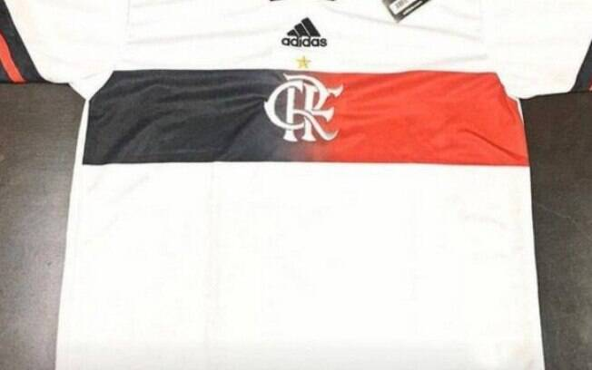 Nova camisa 2 do Flamengo