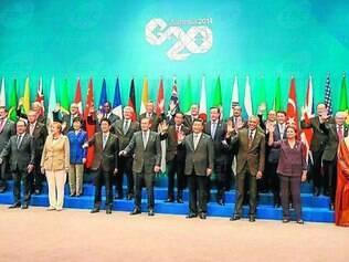 Cúpula. Líderes das 20 maiores economias do mundo encerraram ontem encontro realizado na Austrália
