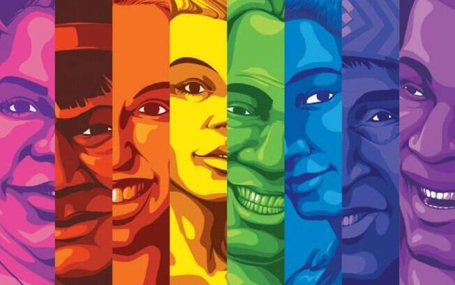 Capa do Manual de Comunicação, produzido pela Aliança Nacional LGBTI+