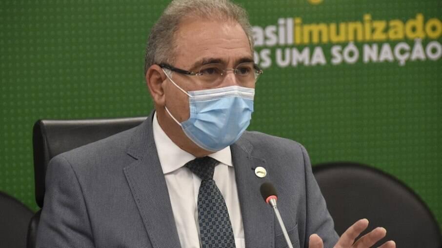Na OMS, Queiroga faz apelo para que países ajudem com doses extras de vacina