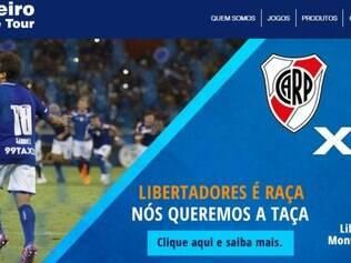 Por ter melhor campanha que o River Plate na fase de grupos, Cruzeiro terá o direito de definir confronto em casa
