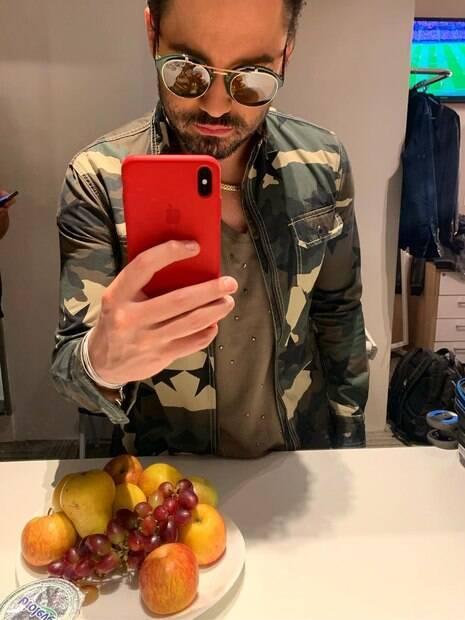 Fernando Zor posta foto e recebe resposta de Maiara
