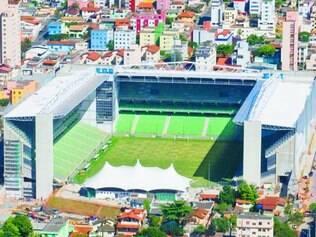 Independência. Estádio do América, que virou a casa do Atlético, será  mais uma vez hoje o palco do maior clássico do futebol mineiro