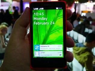 Nokia X com Android foi criado antes da compra da Nokia pela Microsoft