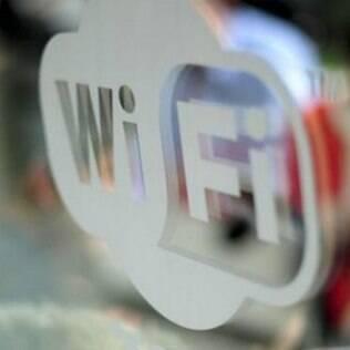 Para economizar bateria, habilite o Wi-Fi somente quando for se conectar a uma rede