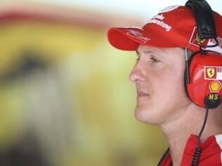 Schumacher teve uma melhora nesta terça, mas ainda corre risco de morte