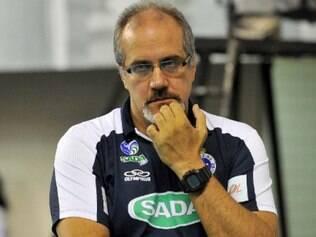 Técnico do Sada Cruzeiro valoriza a vitória sobre o adversário que foi algoz na fase classificatória