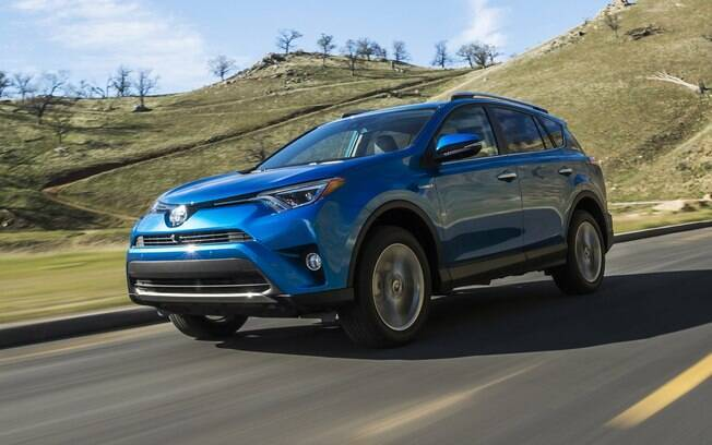 Toyota RAV4: nova versão do SUV vai ser vendida no Brasil para fazer companhia para o Prius entre os híbridos