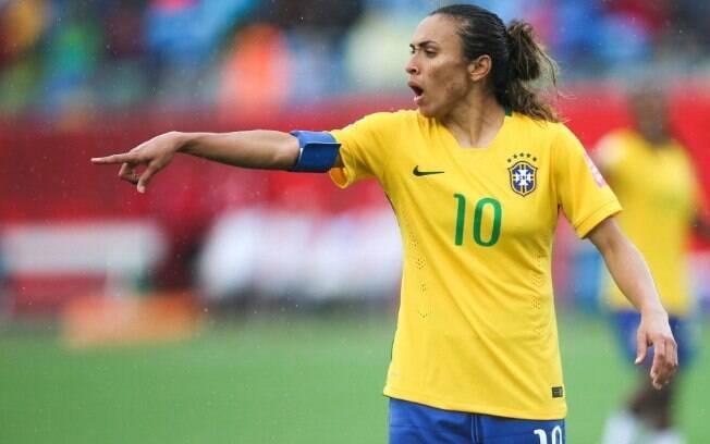 Marta seria o principal desejo do clube espanhol