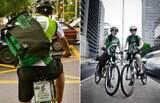 Empresa adota entrega com bicicletas e faz economia