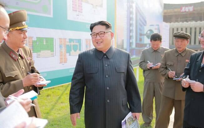 Visita é a primeira de delegação de alto escalão sul-coreana à Coreia do Norte, nos últimos 10 anos