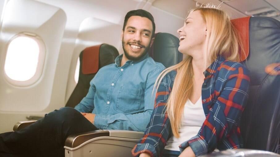 Mais da metade dos brasileiros preferem viajar de avião; veja dados
