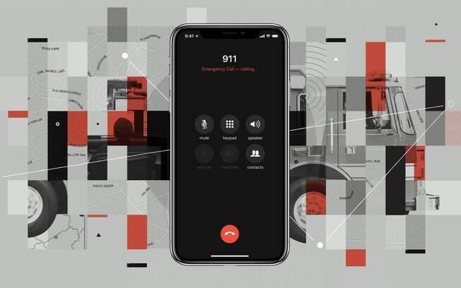 Usuário de iPhone que fizer ligação de emergência nos Estados Unidos terá sua localização compartilhada com a polícia pela Apple