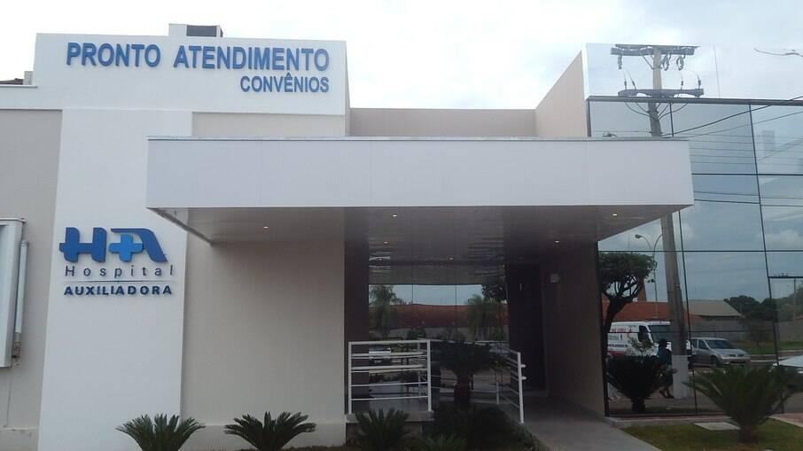 Hospital Nossa Senhora Auxiliadora, em Três Lagoas, no Mato Grosso