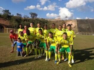 O Limense surpreendeu e já garantiu vaga na próxima fase do Campeonato da Série A