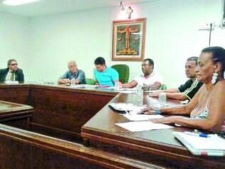 Liga de Contagem.  Grupos foram divulgados em reunião na sede da instituição na última segunda-feira