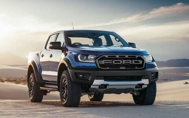 Entre os SUVs e picapes mais esportivos, a Ranger Raptor, criada pela Ford Performance, assegura a diversão ao volante