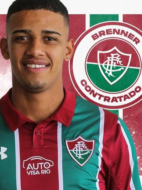 Brenner vai jogar no Fluminense
