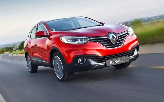 Renault Kadjar: outro SUV médio que deverá aparecer entre as novidades do Salão do Automóvel, no São Paulo Expo, em novembro próximo