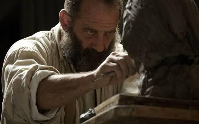 """""""Rodin"""" descortina polêmicas e paixões do influente artista francês"""