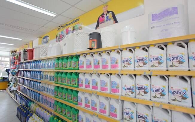 Atualmente, a Ecoville trabalha com a produção e venda de mais de 250 produtos