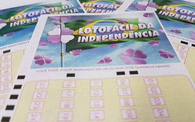 Lotofácil da Independência premiou 33 apostadores no sorteio deste sábado (8)